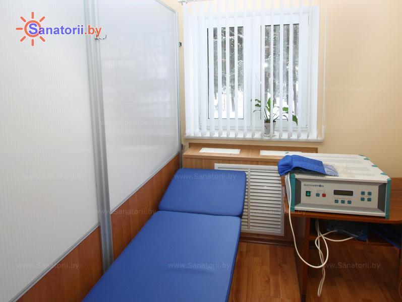 Санатории Белоруссии Беларуси - ДРОЦ Ждановичи - Магнитотерапия