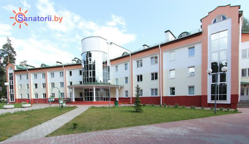 Санатории Белоруссии Беларуси - ДРОЦ Жемчужина - спальный корпус №3
