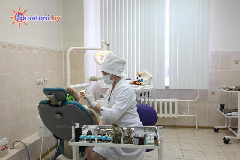Санатории Белоруссии Беларуси - ДРОЦ Жемчужина - Стоматология