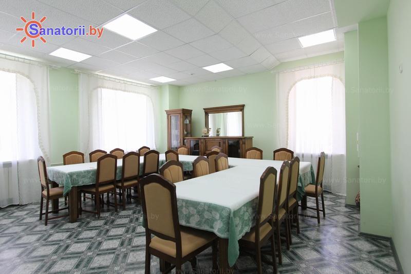 Санатории Белоруссии Беларуси - ДРОЦ Жемчужина - Банкетный зал