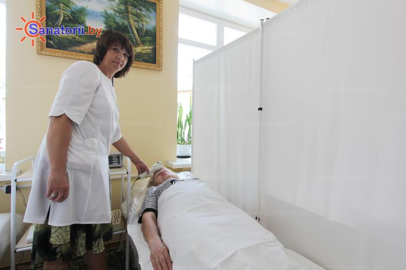 Санатории Белоруссии Беларуси - ДРОЦ Жемчужина - Магнитотерапия