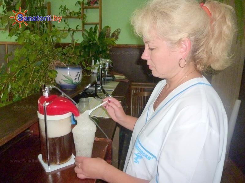 Санатории Белоруссии Беларуси - ДРОЦ Пралеска - Оксигенотерапия (кислородотерапия)