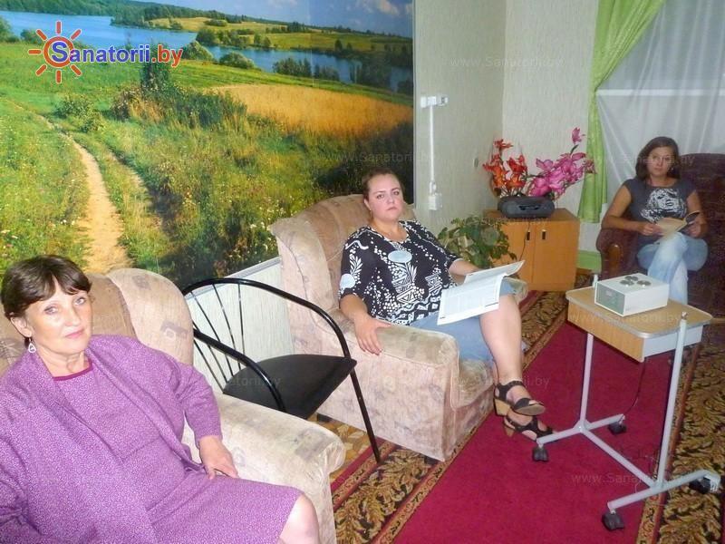 Санатории Белоруссии Беларуси - ДРОЦ Пралеска - Ароматерапия
