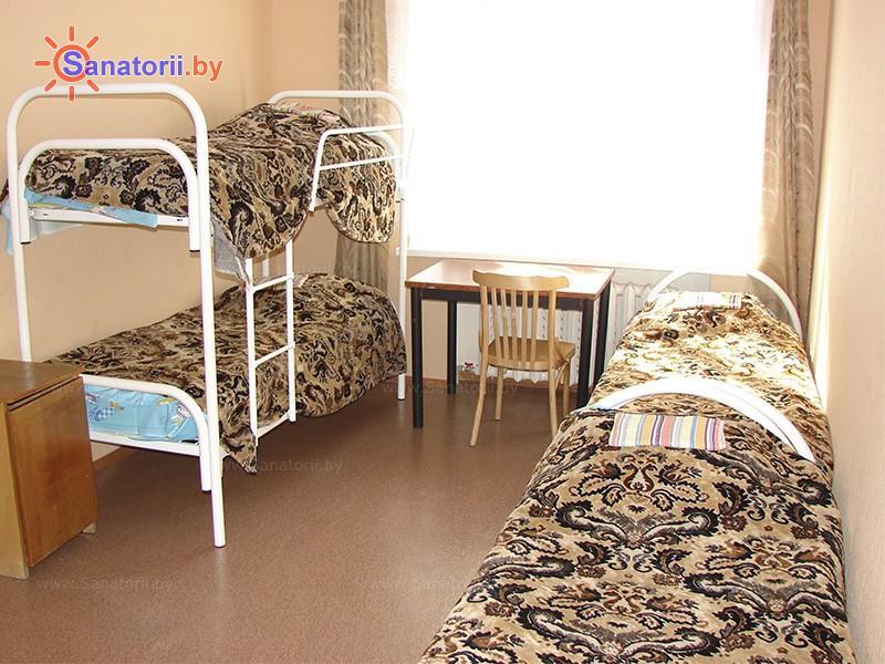 Санатории Белоруссии Беларуси - детский санаторий Случь - четырехместный однокомнатный (корпус №1)