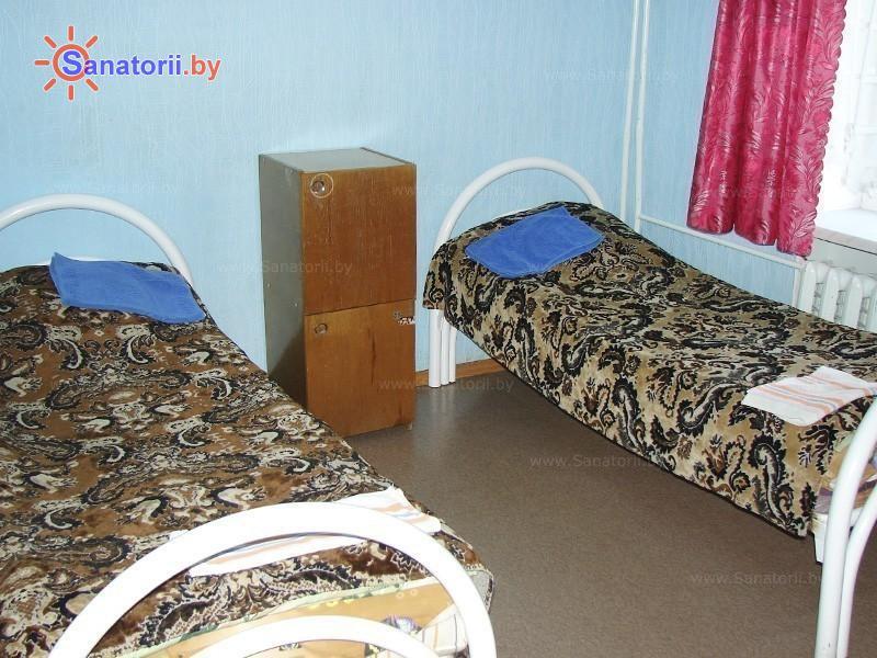 Санатории Белоруссии Беларуси - детский санаторий Случь - двухместный однокомнатный (корпус №2)