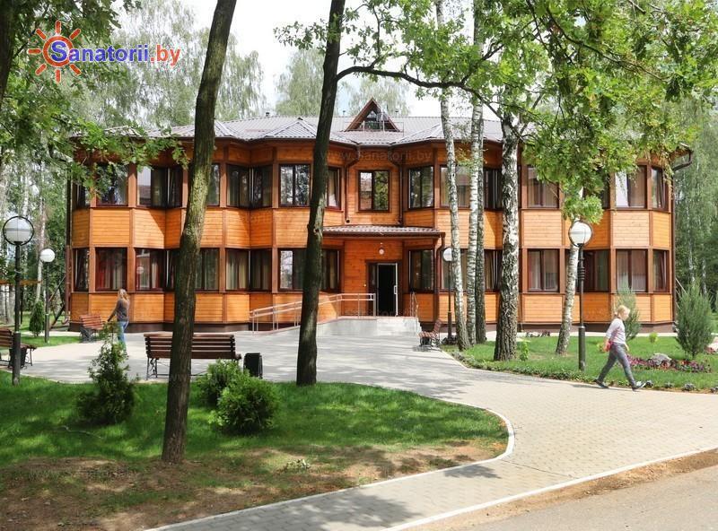 Санатории Белоруссии Беларуси - детский санаторий Случь - корпус Мать и дитя