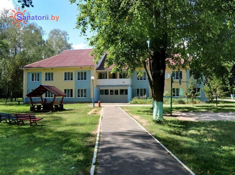Санатории Белоруссии Беларуси - детский санаторий Случь - спальный корпус №1