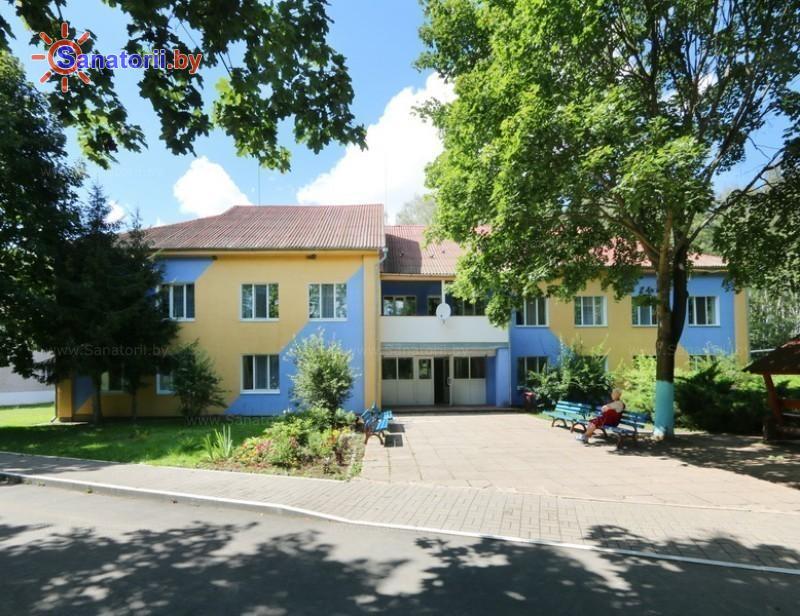 Санатории Белоруссии Беларуси - детский санаторий Случь - спальный корпус №2