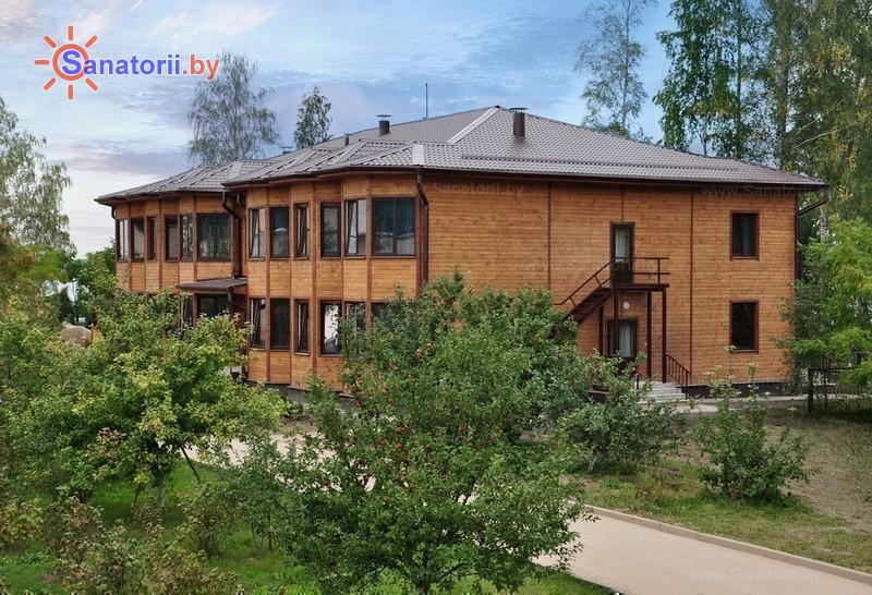 Санатории Белоруссии Беларуси - детский санаторий Росинка - спальный корпус №3