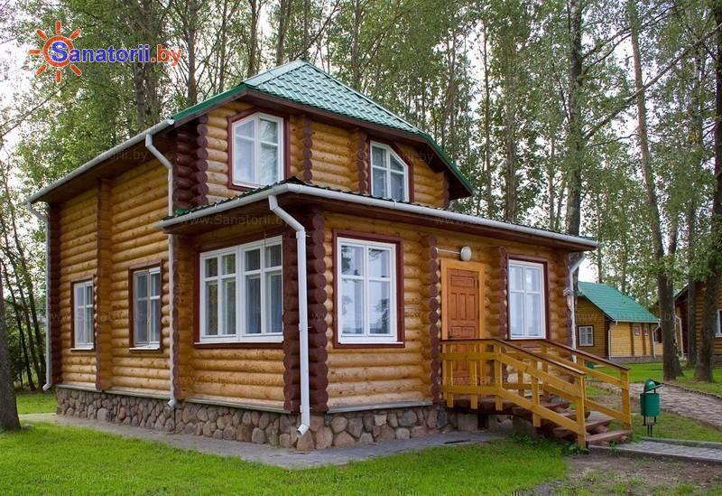 Санатории Белоруссии Беларуси - детский санаторий Росинка - гостевой дом №4-6