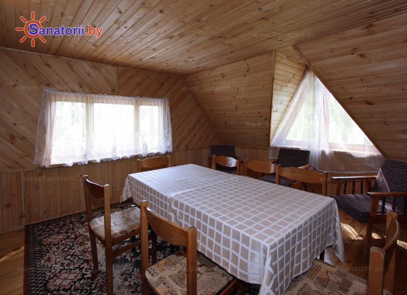 Санатории Белоруссии Беларуси - детский санаторий Росинка - Сауна финская