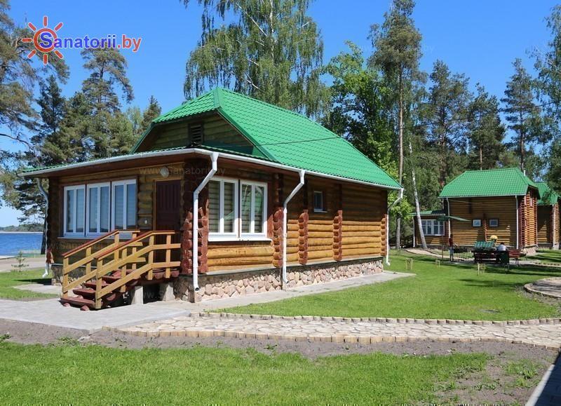 Санатории Белоруссии Беларуси - детский санаторий Росинка - гостевой дом №1-3
