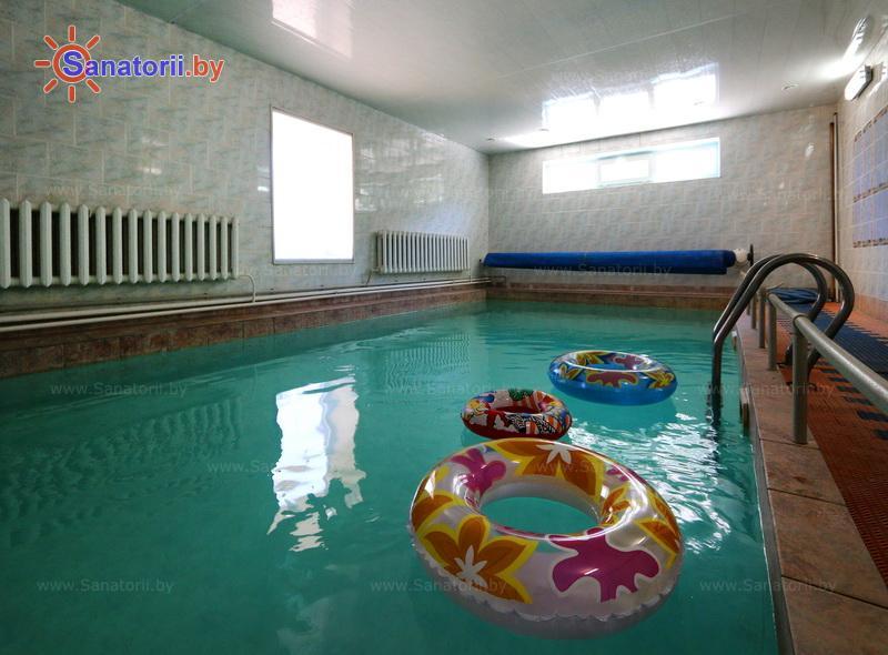 Санатории Белоруссии Беларуси - детский санаторий Росинка - Бассейн
