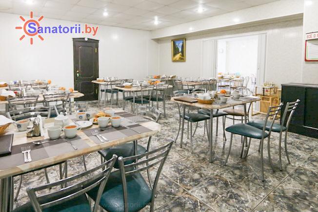 Санатории Белоруссии Беларуси - детский санаторий Росинка - Столовая