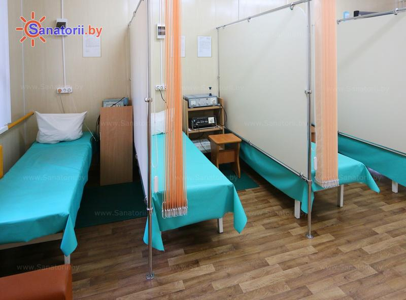 Санатории Белоруссии Беларуси - детский санаторий Налибокская пуща - Электросон