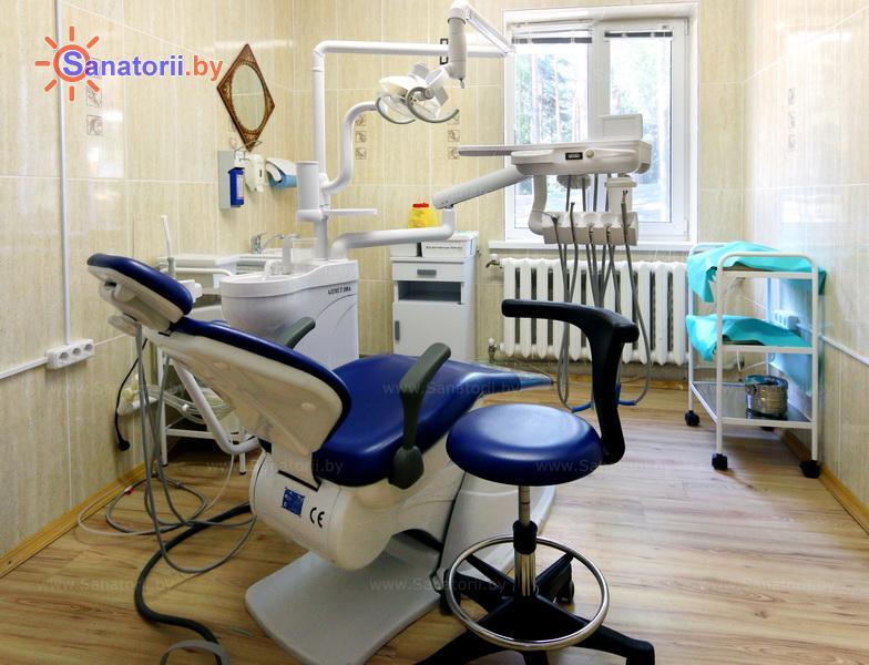 Санатории Белоруссии Беларуси - детский санаторий Налибокская пуща - Стоматология