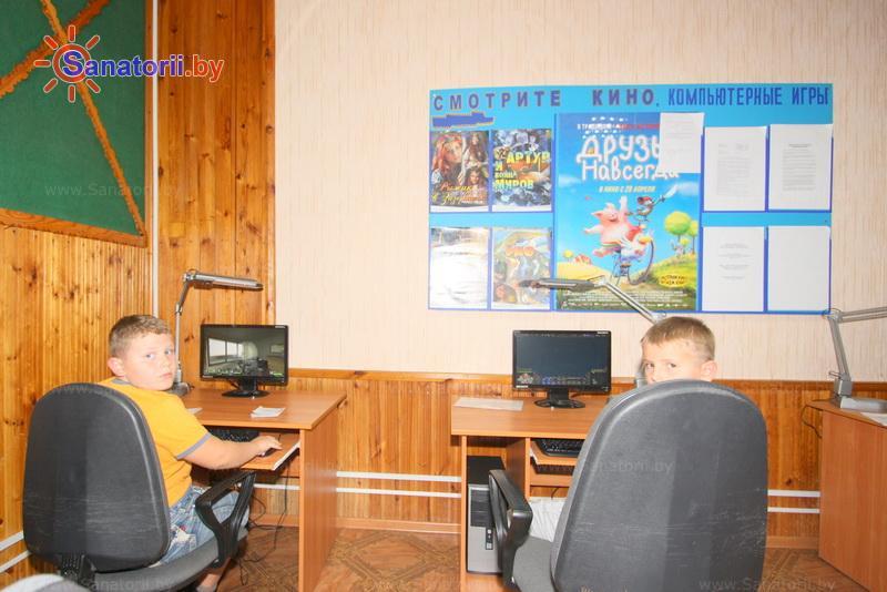 Санатории Белоруссии Беларуси - детский санаторий Налибокская пуща - Школа
