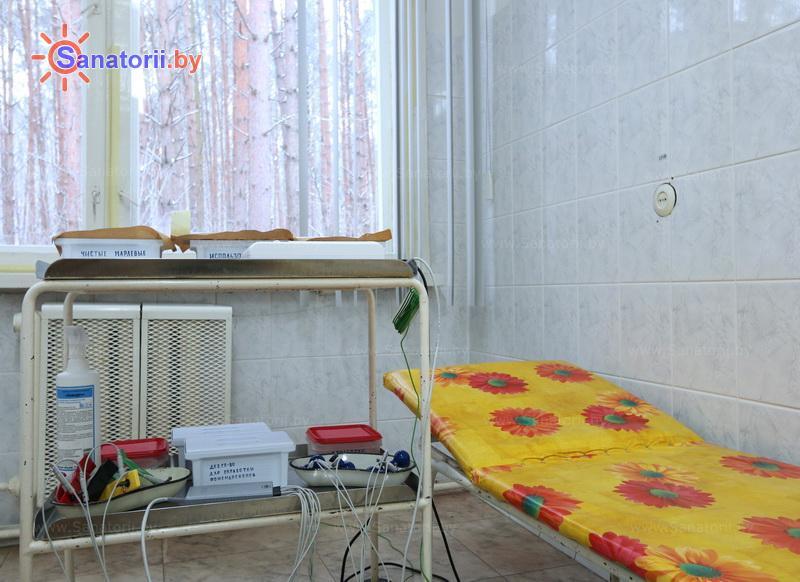 Санатории Белоруссии Беларуси - санаторий Неман-72 - Электрокардиография