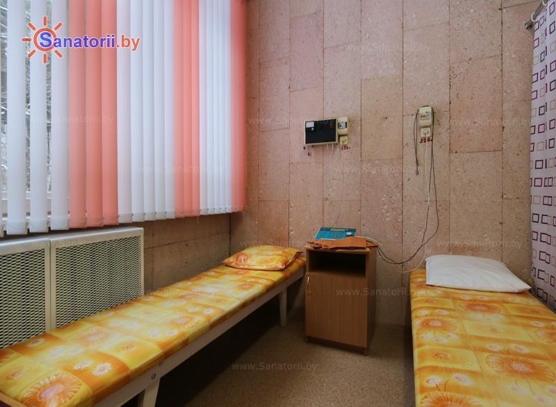 Санатории Белоруссии Беларуси - санаторий Неман-72 - Электролечение