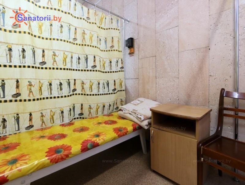 Санатории Белоруссии Беларуси - санаторий Неман-72 - Электрогрязелечение (гальваногрязелечение)