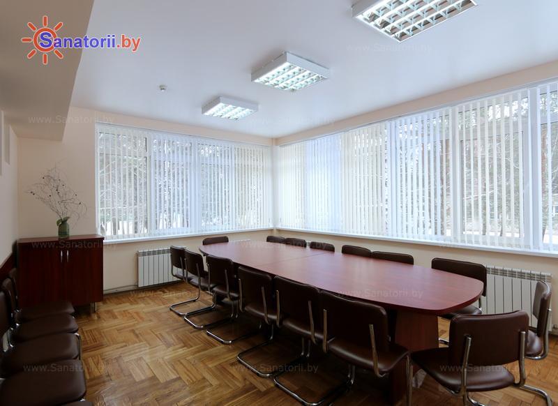 Санатории Белоруссии Беларуси - санаторий Неман-72 - Конференц-зал