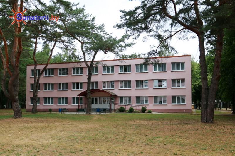 Санатории Белоруссии Беларуси - санаторий Неман-72 - спальный корпус №2