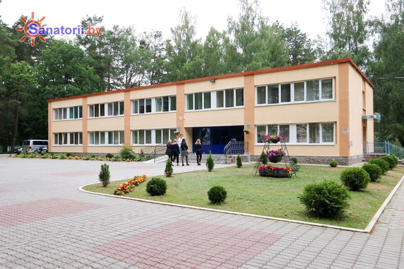 Санатории Белоруссии Беларуси - санаторий Неман-72 - администр. корпус