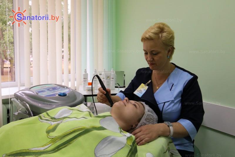 Санатории Белоруссии Беларуси - санаторий Неман-72 - Косметический салон