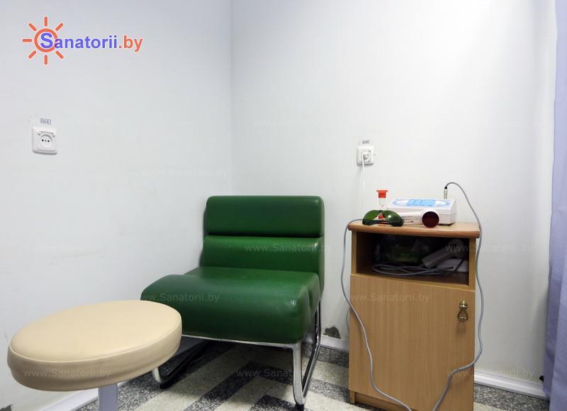 Санатории Белоруссии Беларуси - санаторий Неман-72 - Лазерная терапия