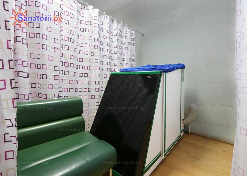 Санатории Белоруссии Беларуси - санаторий Неман-72 - Ванна сухая углекислая
