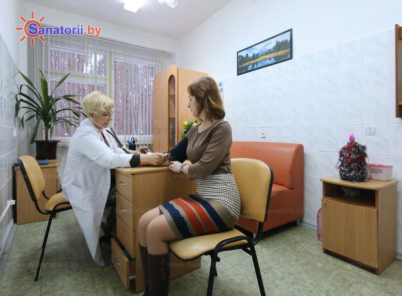 Санатории Белоруссии Беларуси - санаторий Неман-72 - Кабинеты профильных специалистов