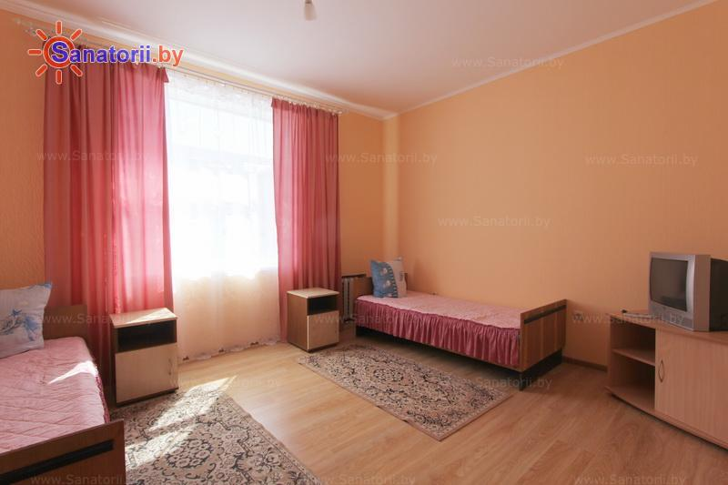 Санатории Белоруссии Беларуси - детский санаторий Свислочь - двухместный однокомнатный (спальный корпус)