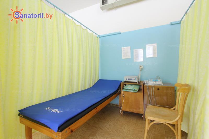 Санатории Белоруссии Беларуси - ДРОЦ Сидельники - Магнитотерапия