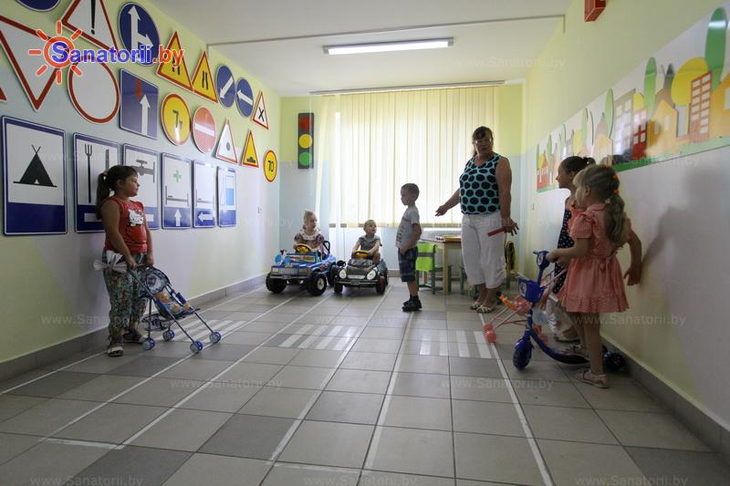 Санатории Белоруссии Беларуси - ДРОЦ Сидельники - Детский воспитатель