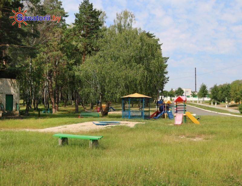 Санатории Белоруссии Беларуси - ДРОЦ Сидельники - Детская площадка