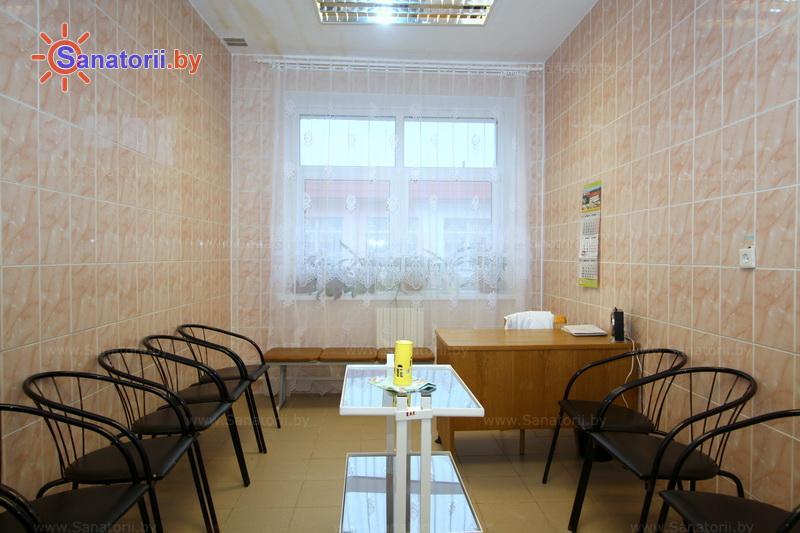 Санатории Белоруссии Беларуси - ДРОЦ Птичь - Ароматерапия