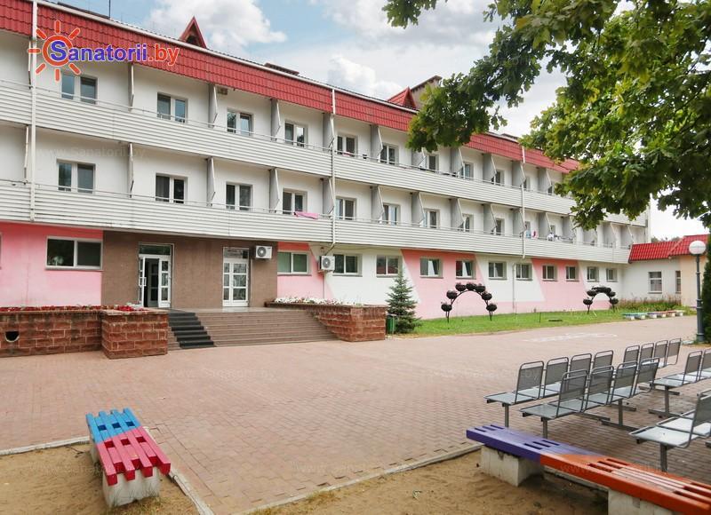 Санатории Белоруссии Беларуси - ДРОЦ Птичь - корпус №1