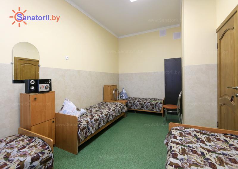 Санатории Белоруссии Беларуси - ДРОЦ Птичь - четырехместный в блоке (2+4) (корпус №2)
