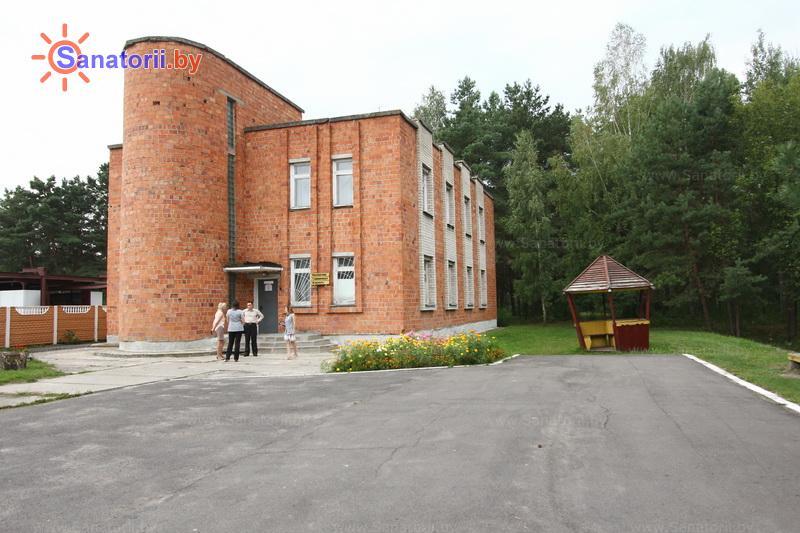 Санатории Белоруссии Беларуси - ДРОЦ Свитанак - физкультурно-оздоровительный комплекс