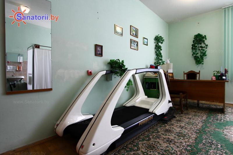 Санатории Белоруссии Беларуси - ДРОЦ Свитанак - Функциональная диагностика