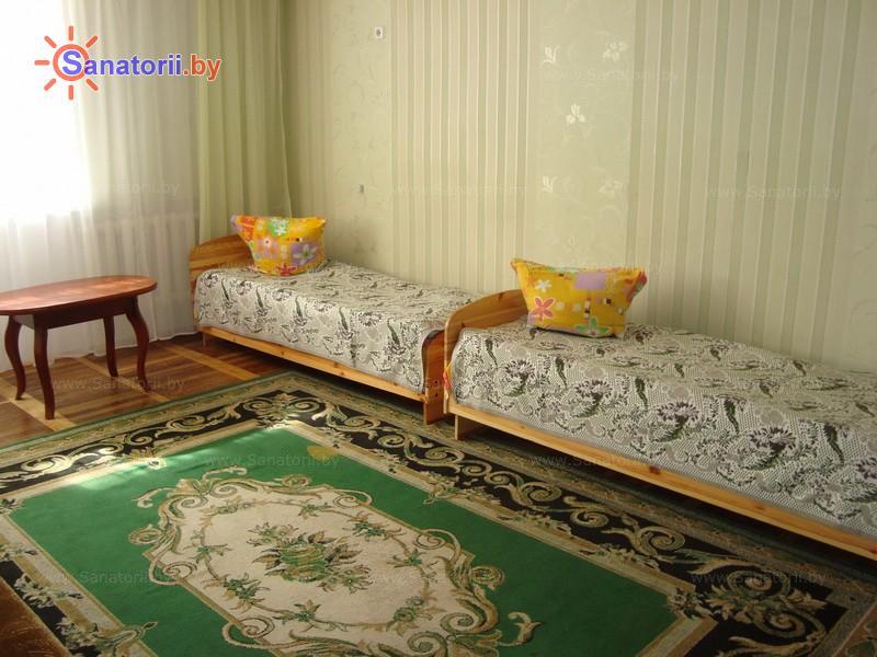 Санатории Белоруссии Беларуси - ДРОЦ Свитанак - двухместный в блоке (2+2) (спальный корпус №1)