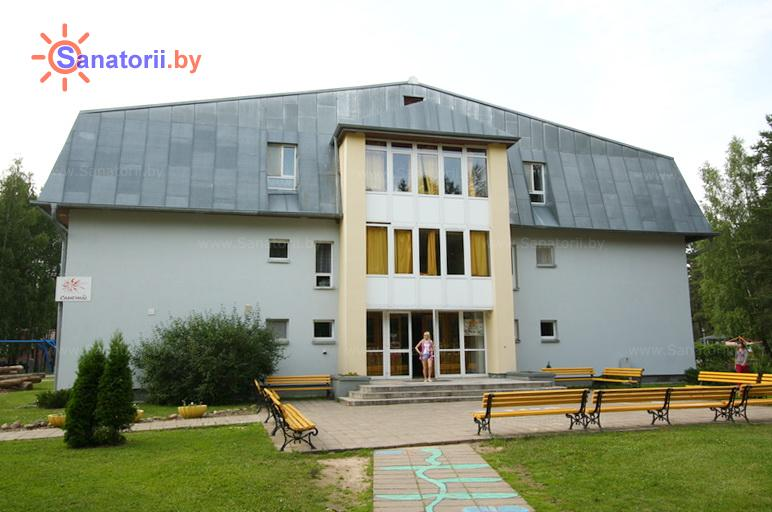 Санатории Белоруссии Беларуси - ДРОЦ Надежда - спальный корпус №1 Солнечный