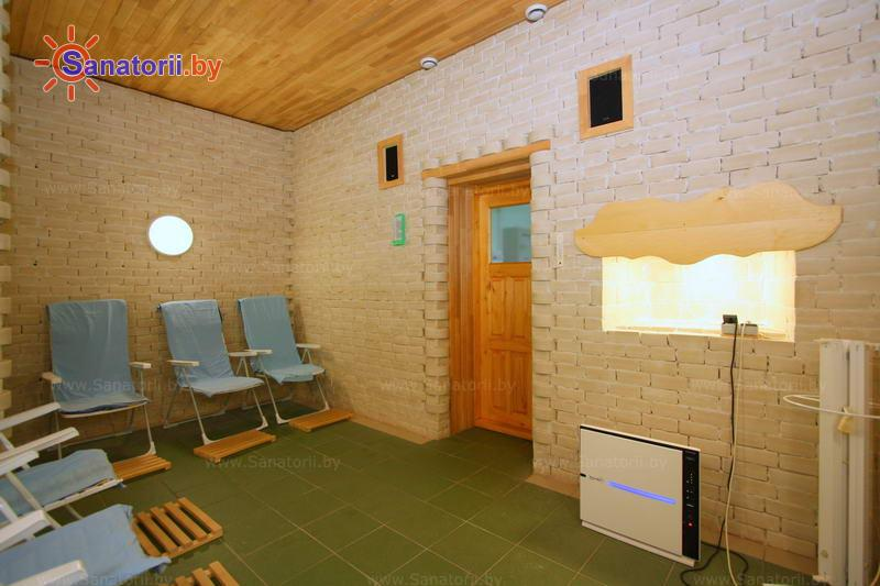 Санатории Белоруссии Беларуси - ДРОЦ Надежда - Спелеотерапия