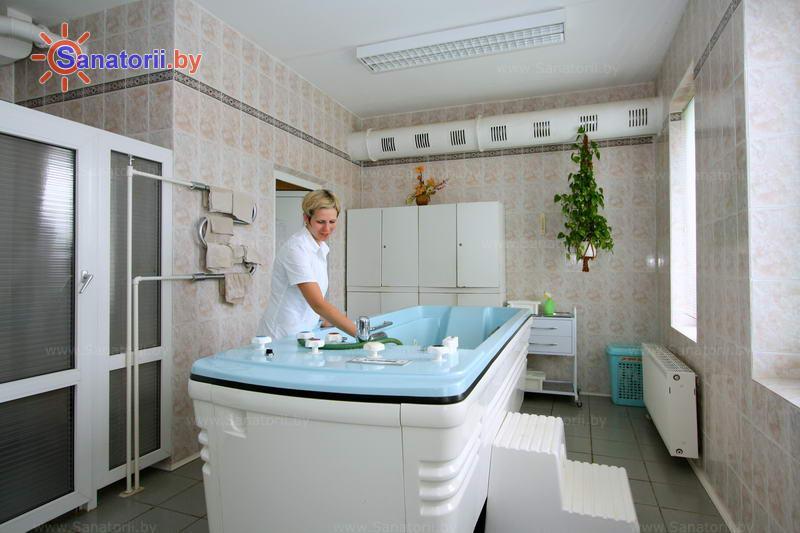 Санатории Белоруссии Беларуси - ДРОЦ Надежда - Ванны общие
