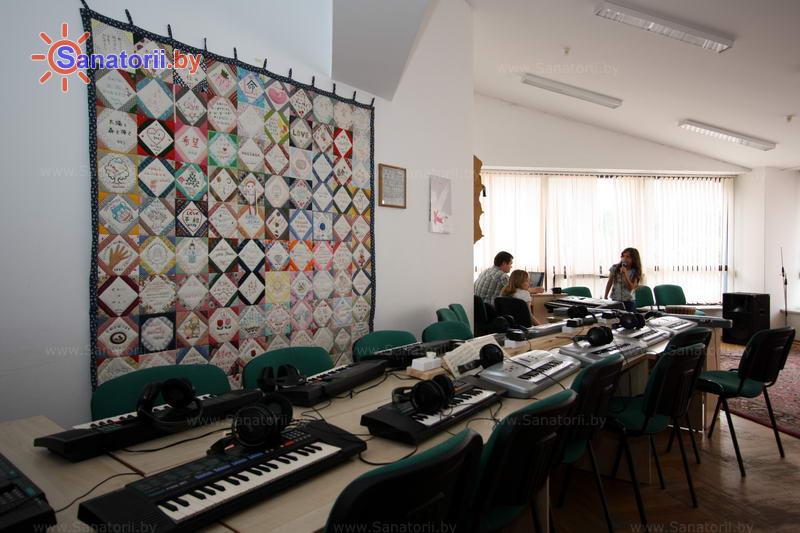 Санатории Белоруссии Беларуси - ДРОЦ Надежда - Школа