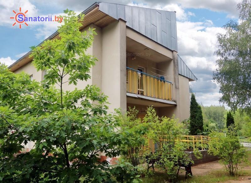 Санатории Белоруссии Беларуси - ДРОЦ Надежда - гостевой дом №1