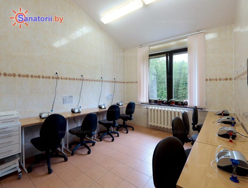 Санатории Белоруссии Беларуси - ДРОЦ Надежда - Ингаляции (аэрозольтерапия)