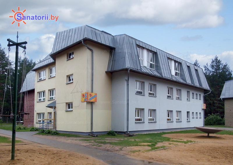 Санатории Белоруссии Беларуси - ДРОЦ Надежда - спальный корпус №2 Теремок
