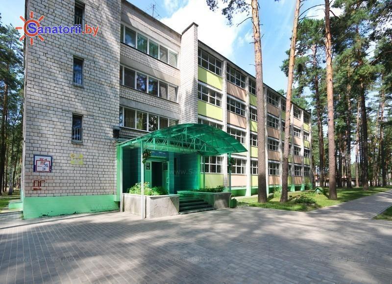 Санатории Белоруссии Беларуси - ДРОЦ Романтика Люкс - спальный корпус №2