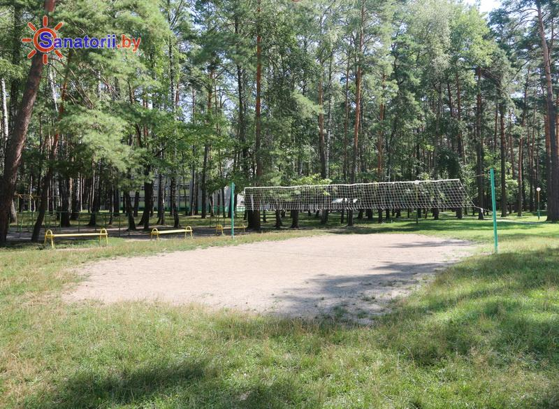 Санатории Белоруссии Беларуси - ДРОЦ Романтика Люкс - Спортплощадка